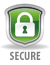 Secure logo
